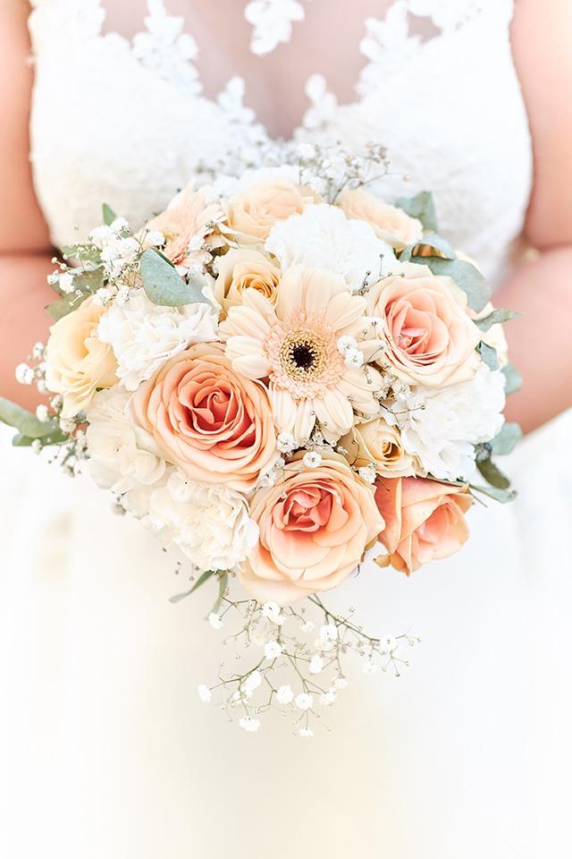 Bouquet de la mariée - La Rochelle - Benon