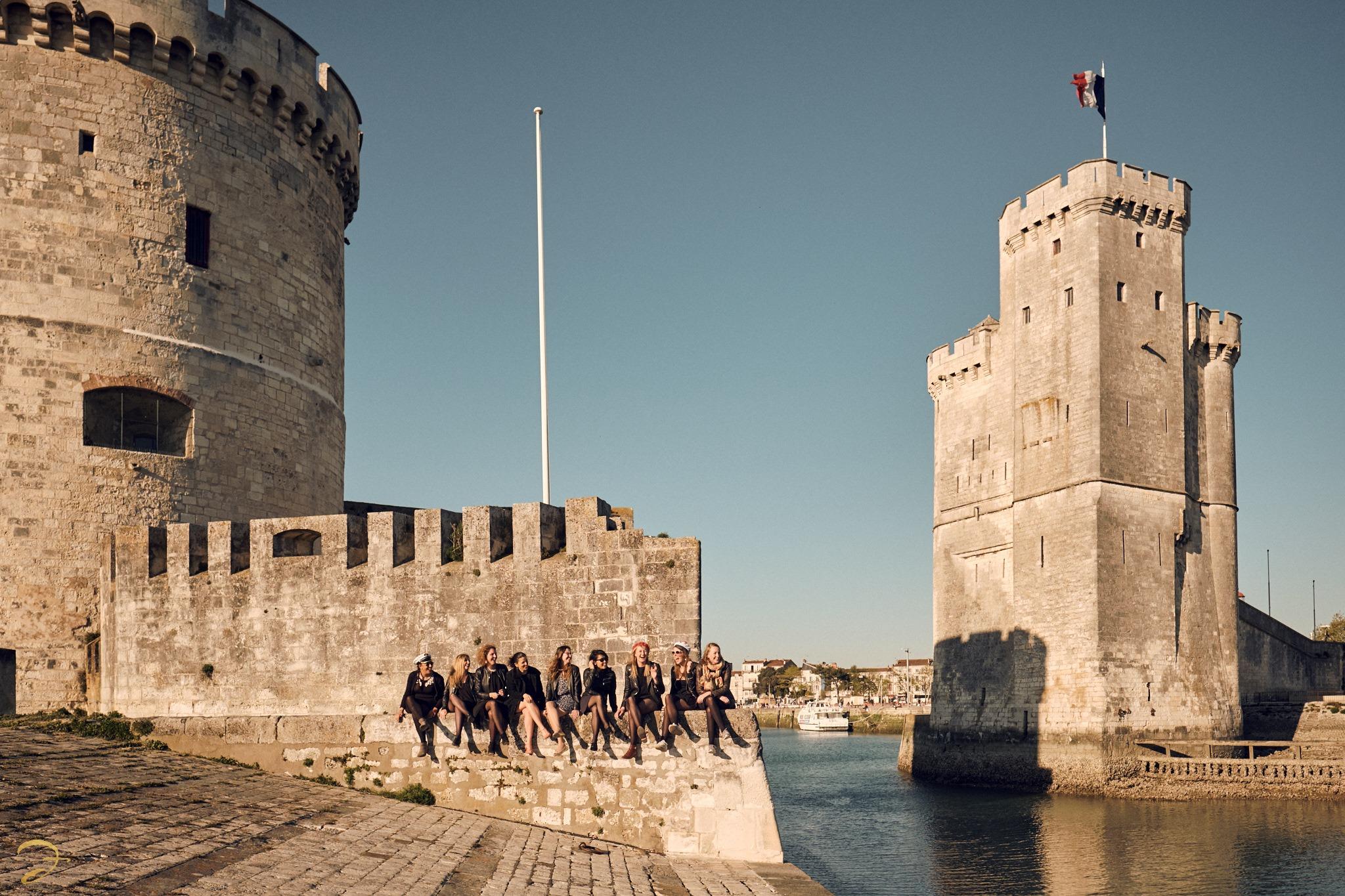 EVJF La Rochelle Vieux Port